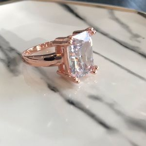 Jewelry - Rose Gold High End European Ring